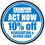 Save 10% on qualifying water services